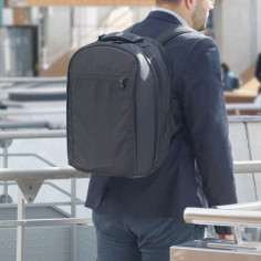 Urban - professionnal laptop backpack made by Bag PRO  - cabine luggage