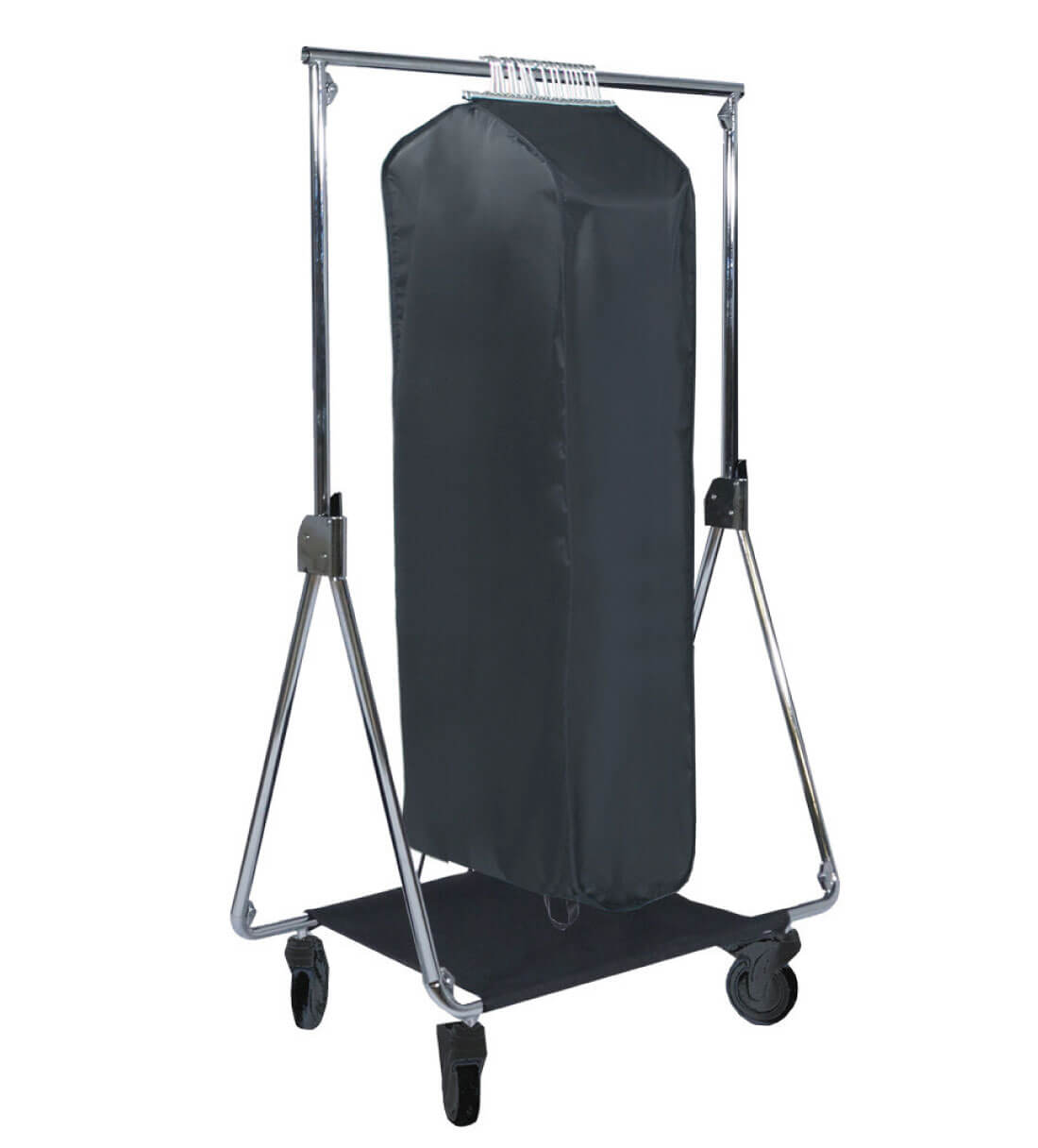 "Garment bag with 10"" clamp"